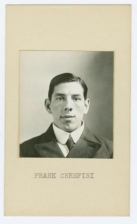 Mug shot of Frank Cerefisi