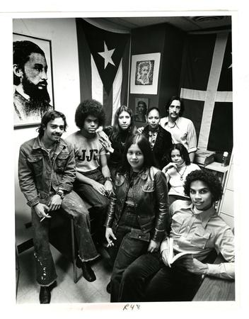 John Jay College history: 1974