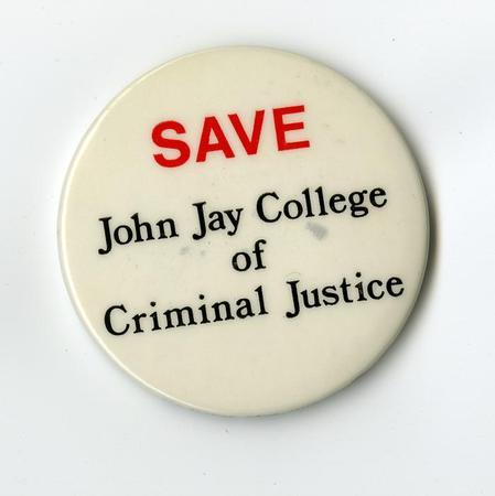 John Jay College history: 1976