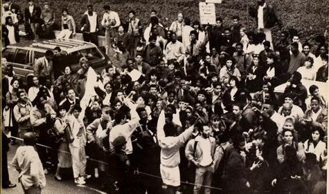 1989–90 student protest